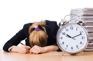running out of time on the tax extension deadline
